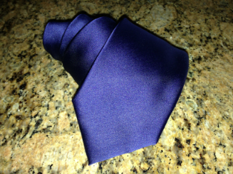 silk necktie by Rustafer